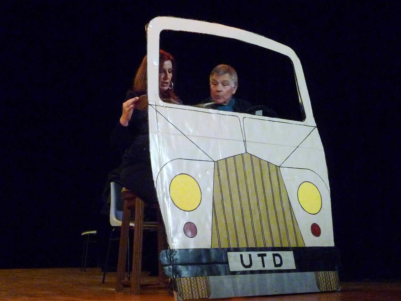 Le pt Théâtre fait son casting: L'invitation à diner (Carole GREEP)