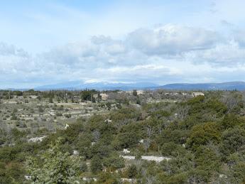 Luberon: Pas du Renard-Sivergues-Fort de Buoux  7
