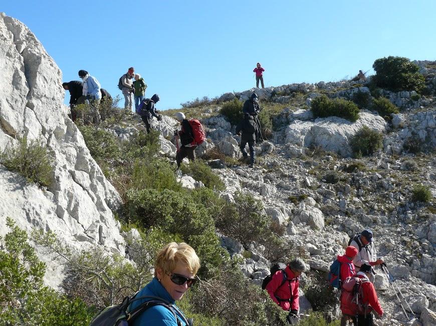 Mont Puget - calanques a  (8/11/2016)