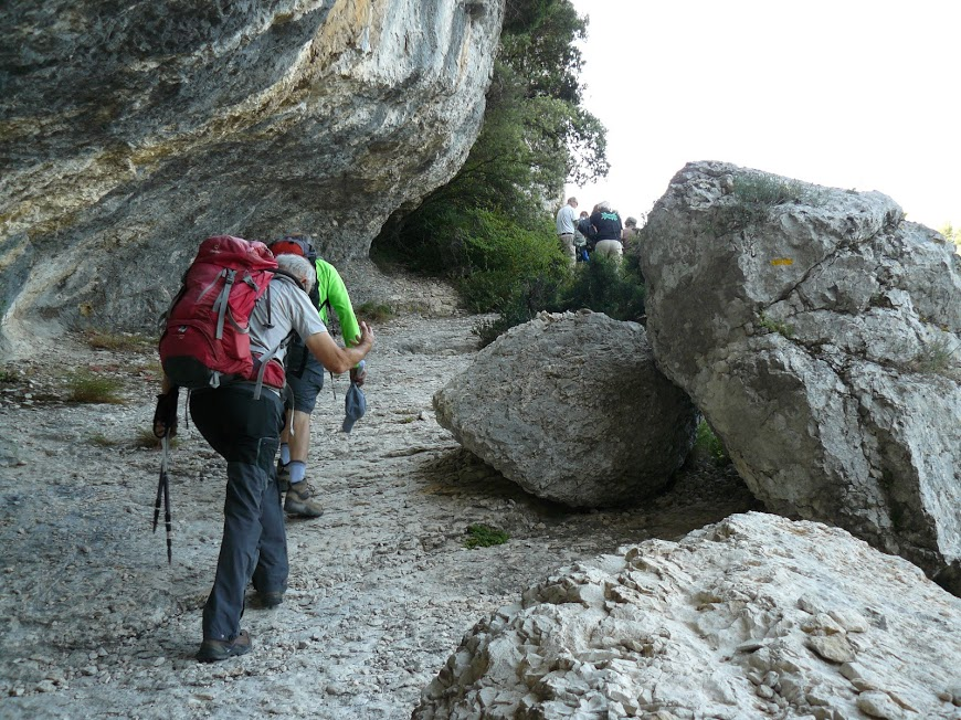 Luberon-Robion-Sommet du Castellas -Maubec  4