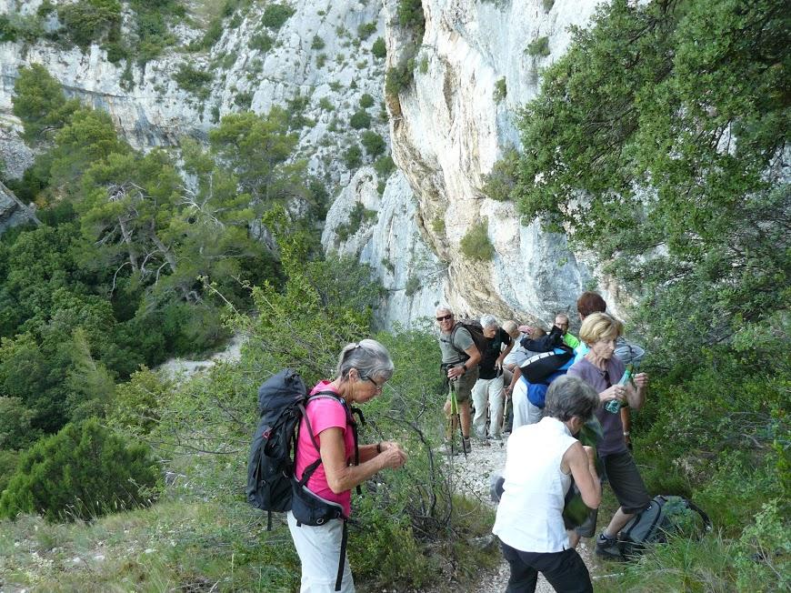 Luberon-Robion-Sommet du Castellas -Maubec  3