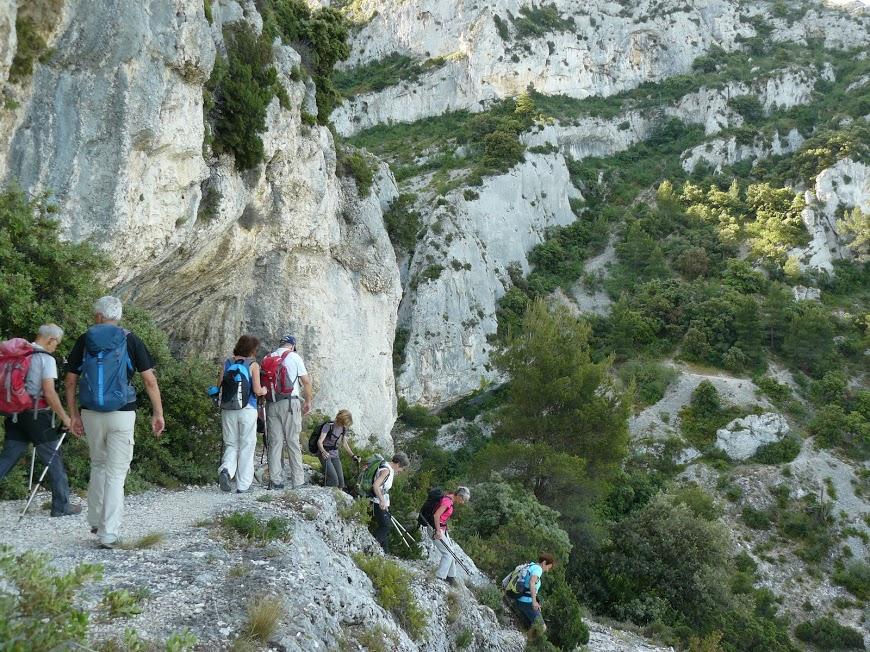 Luberon-Robion-Sommet du Castellas -Maubec  6