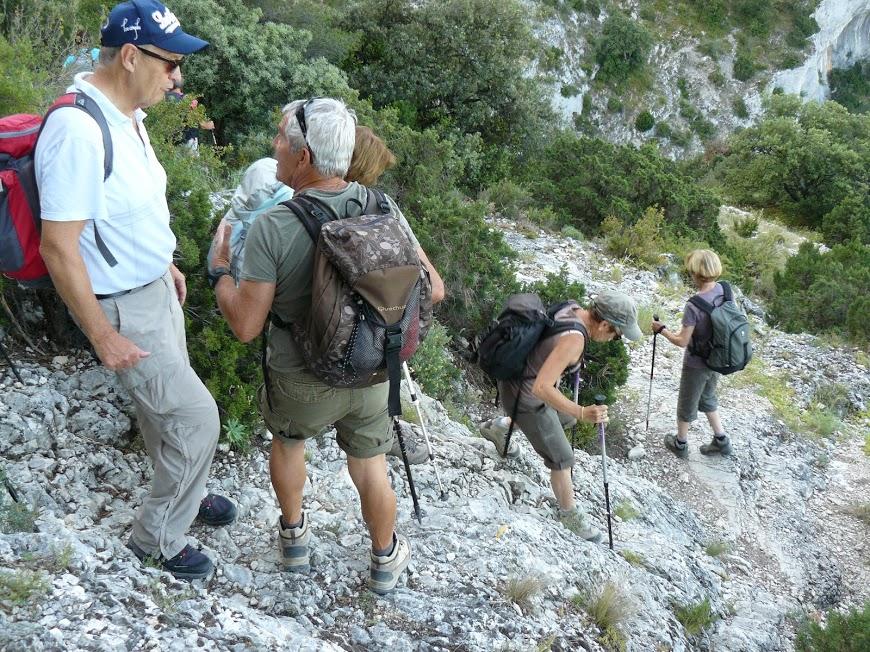 Luberon-Robion-Sommet du Castellas -Maubec  8