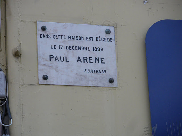 paul arene antibes