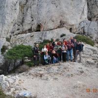 Le Grand Puech,Montagne du Baou,Mimet