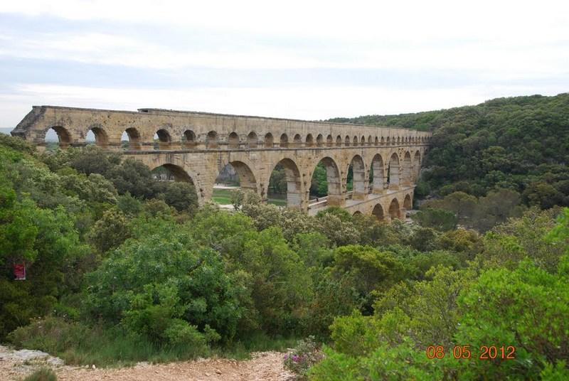 Le pont du Gard,Vers-Pont-du-Gard,St Bonnet du Gard