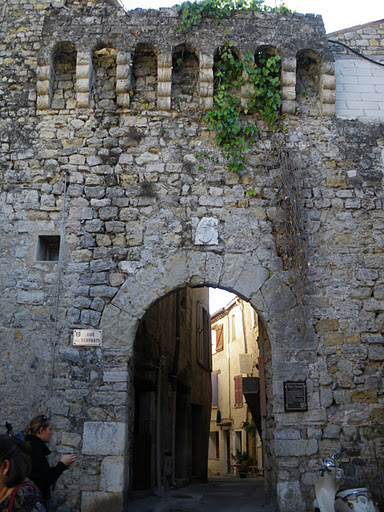 Porte Sarrasine 3