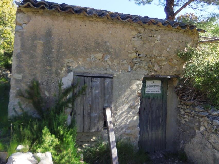 Valloncourt -Tête  Buisse- Trou du rat    Abri de Cansian   ( 9 mai )  1
