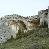 St Remy  12 face sud du Mont Gaussier