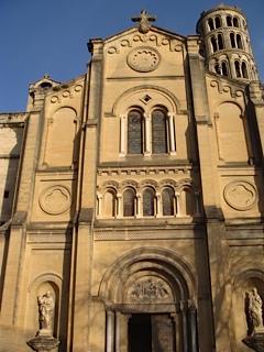 La cathédrale St Théodorit d'UZES