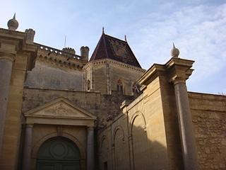 Le chateau d'UZES