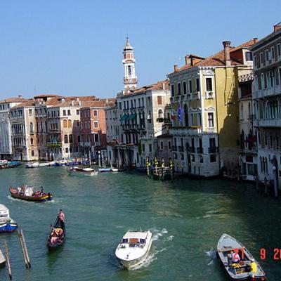 Venise et les lacs Italiens septembre 2011