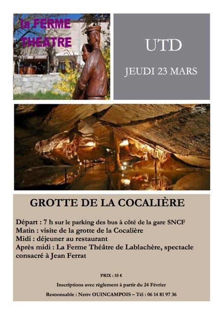 11 grotte de la cocalie re