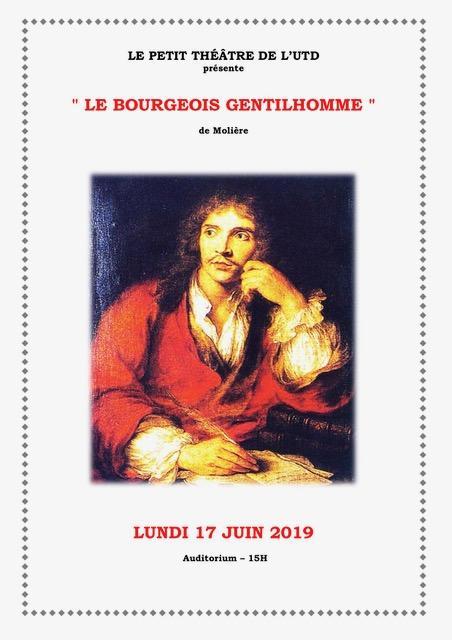 2019 le bougeois gentilhomme