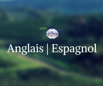 Cours anglais espagnol UTD Salon de Provence
