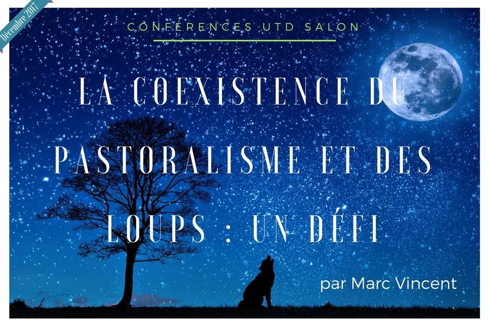 Conference decembre 2017 loups et pastoralisme