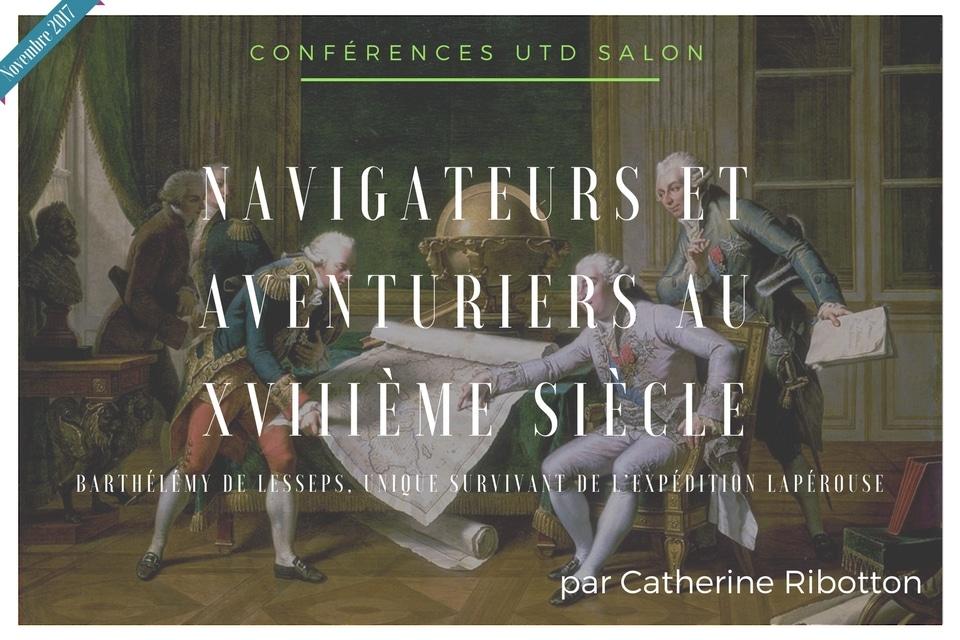Conference novembre 2017 utd laperouse