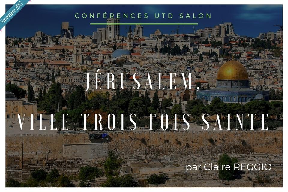 Conference novembre 2017 utd