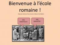 Ecole romaine 3