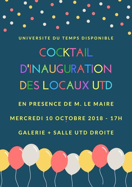 Inauguration utd 10 10 2018