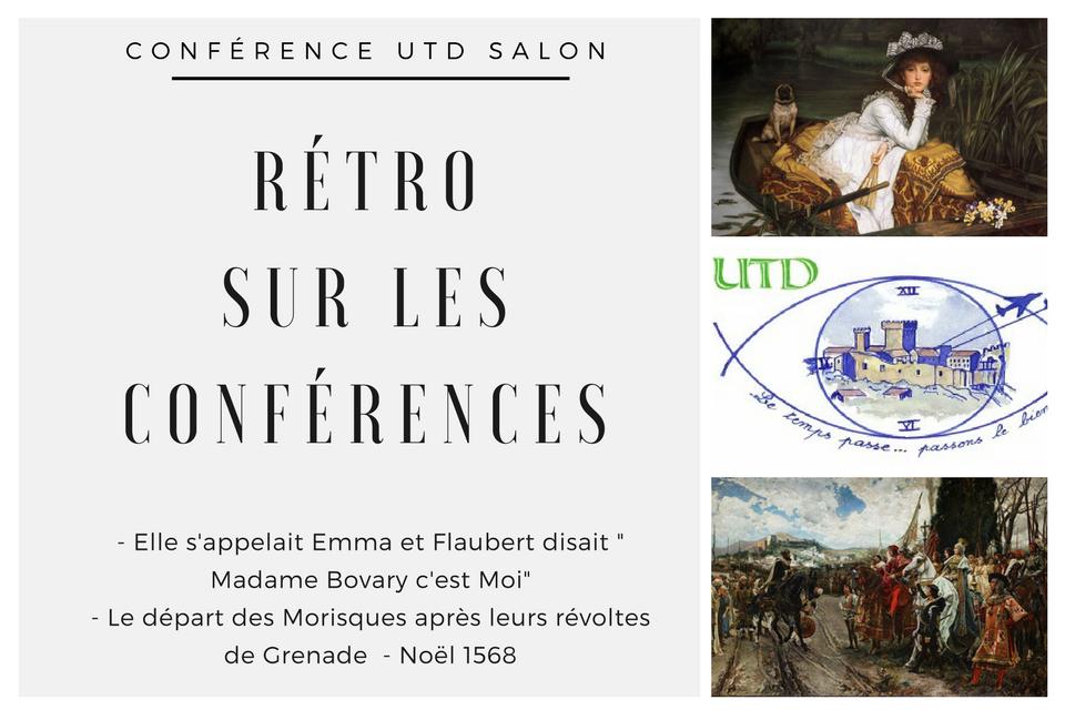 Retro sur les conferences mars 2017
