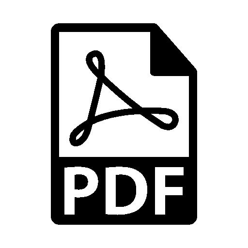 Programme Général - 2018 2019